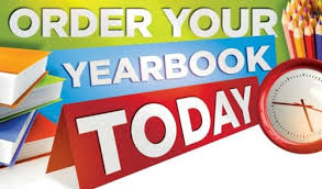 It's time to order yearbooks!