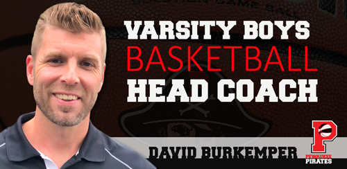 Burkemper Named New Head Boys Varsity Basketball Coach