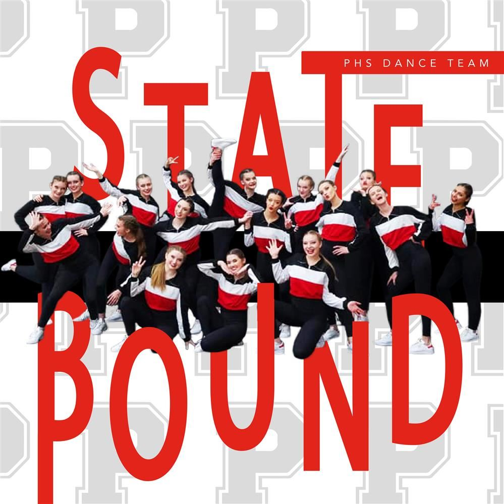"State Bound - A ""Different Year"" for the Pewaukee Varsity Dance Team"