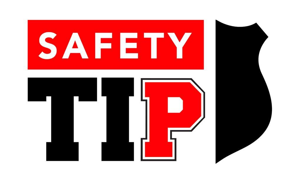 MAY'S SAFETY TIP WITH OFFICER BUDDENHAGEN: DRIVING SAFELY ON CAMPUS